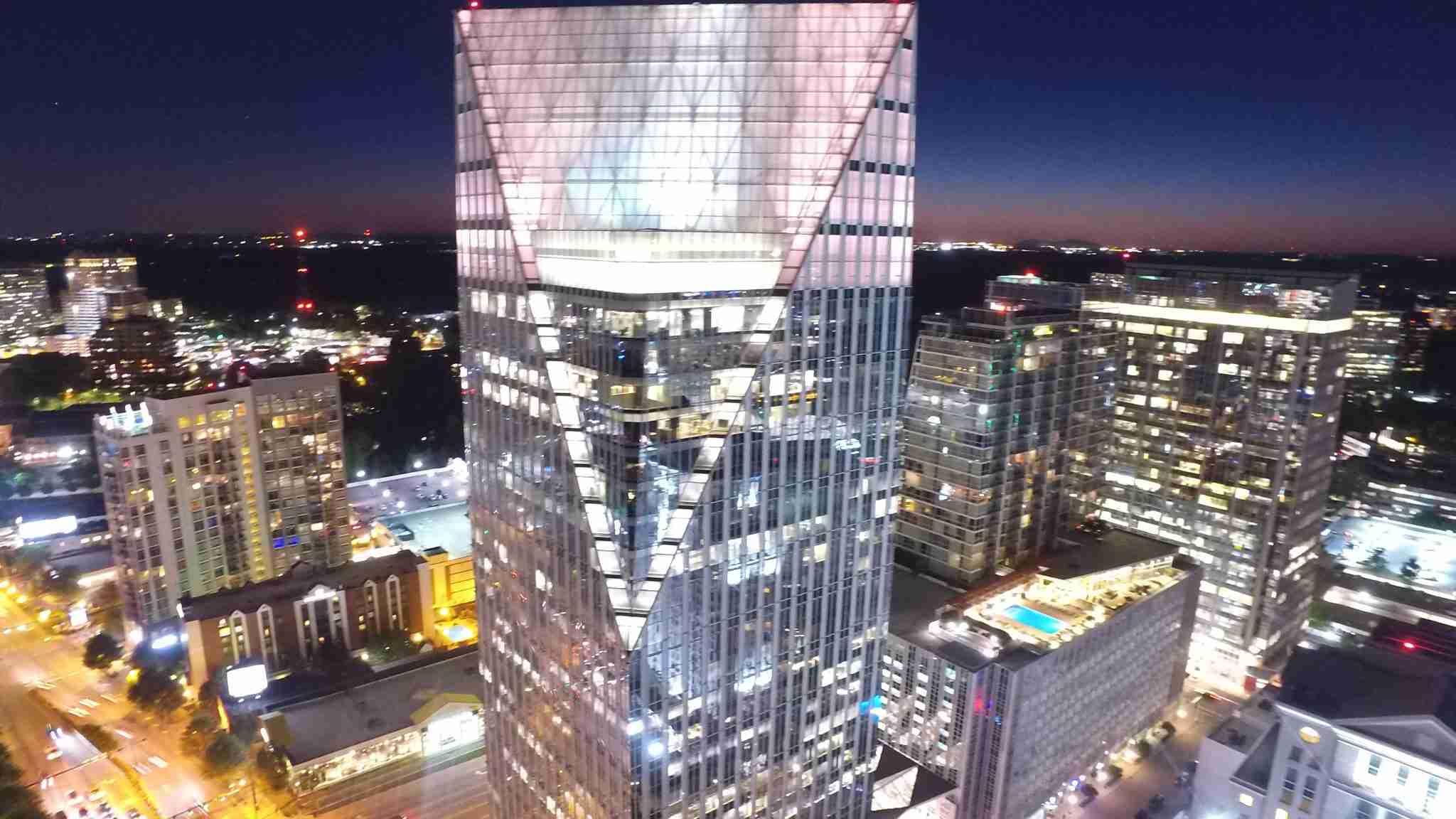 10 Terminus Place Condominiums in Buckhead Atlanta GA