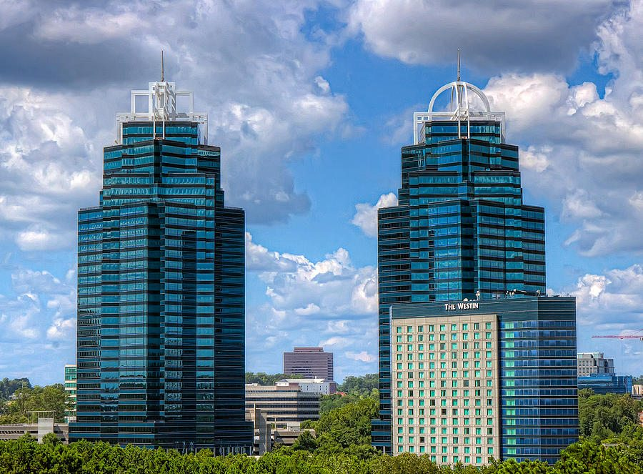 Dunwoody home Concourse Towers